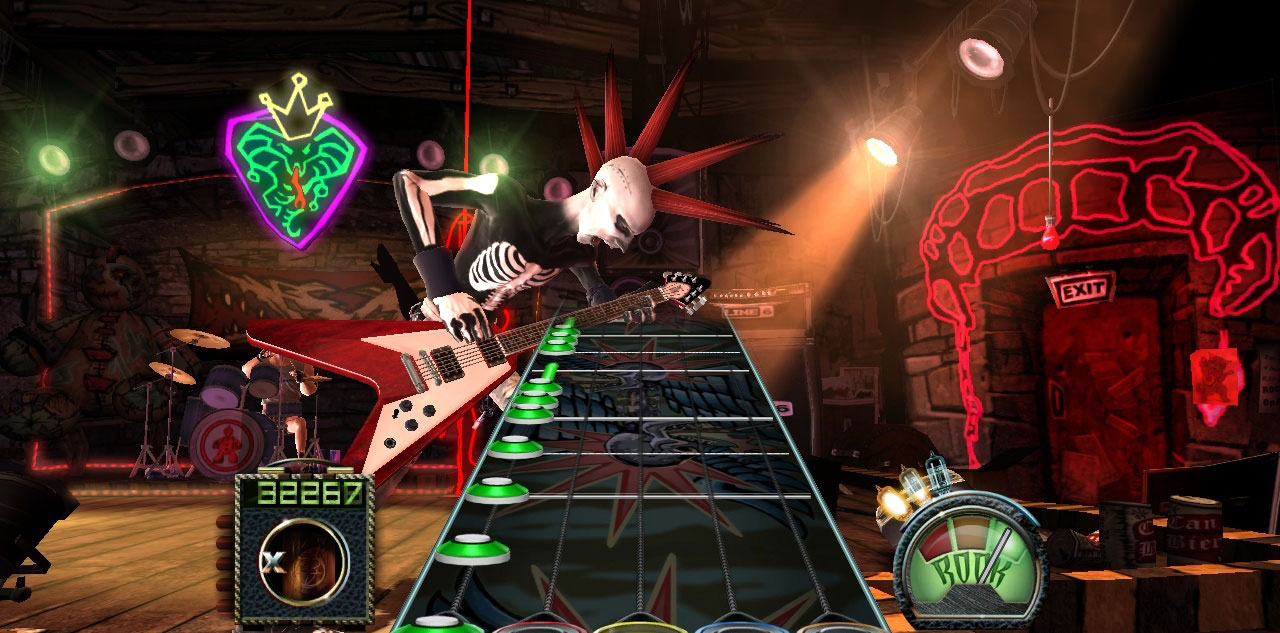 guitar hero 3 pc game